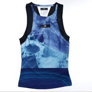 Stella McCartney Adidas Run Stone Tank Top XS